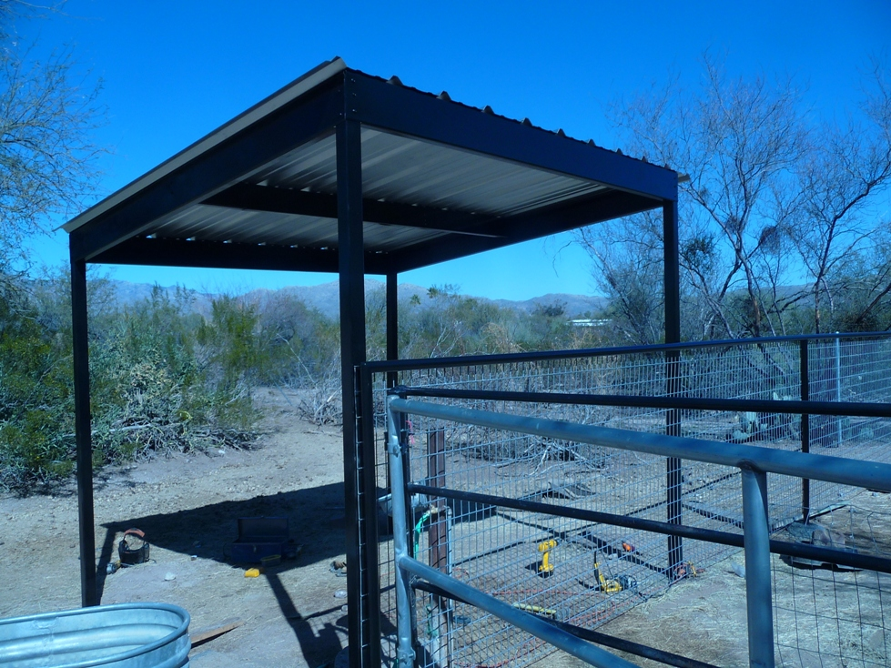 Horse Shade In Arizona For Sale