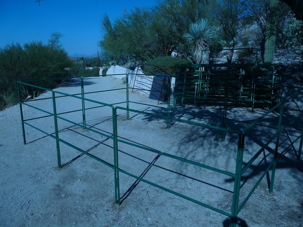 Travel Corrals For Sale
