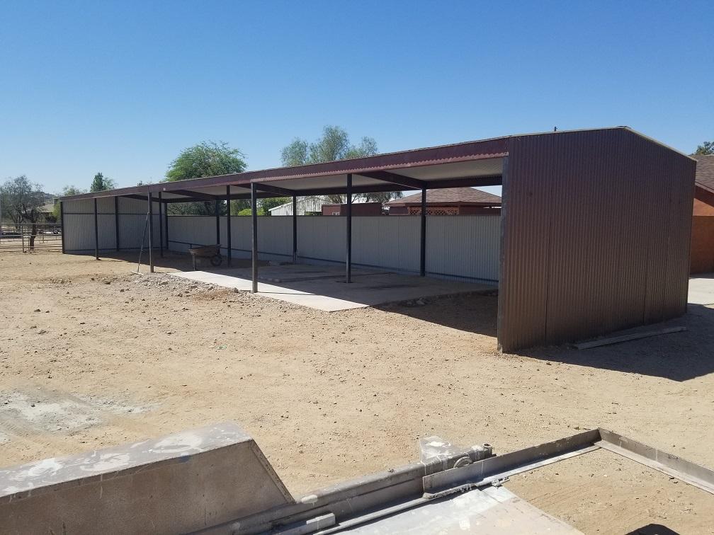 Phoenix Arizona Shed Rows For Sale