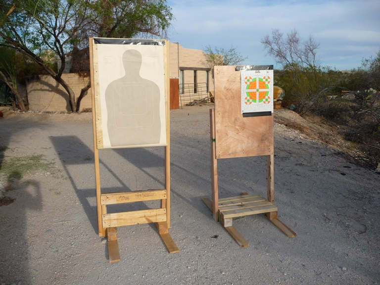 Arizona Shooting Range Targets