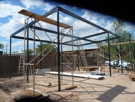 Arizona Hay Shade Installers