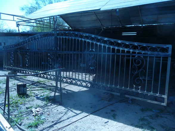 Driveway Gates For Sale and Installed in AZ.