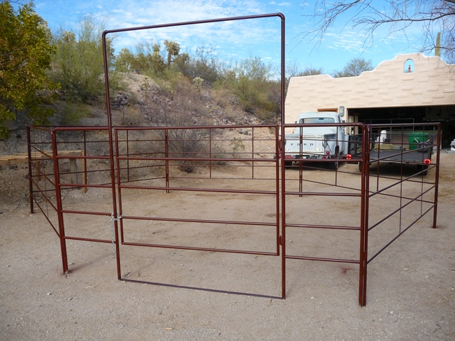 Home Page Corral Panels For Sale