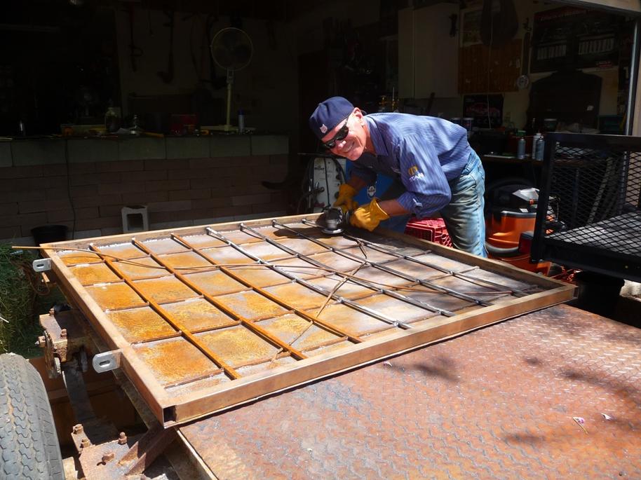 Arizona Custom Built Steel Gates For Sale