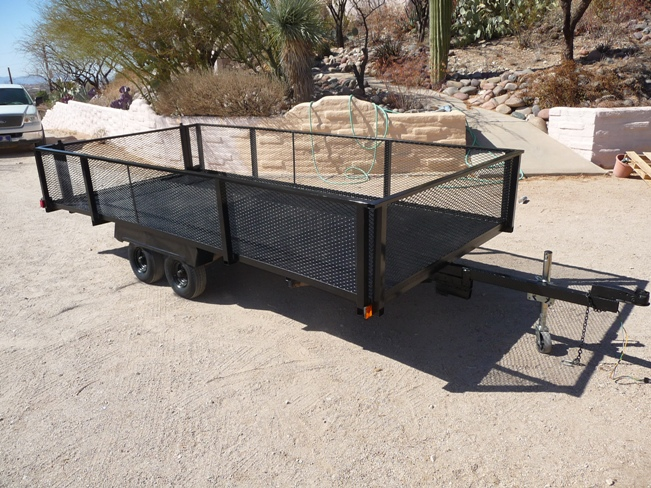 az trailers for sale arizona used trailer sales. Black Bedroom Furniture Sets. Home Design Ideas