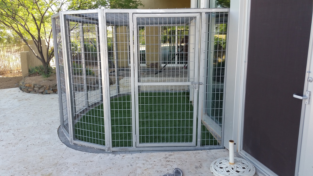 Pet Kennel Companies Gilbert AZ.