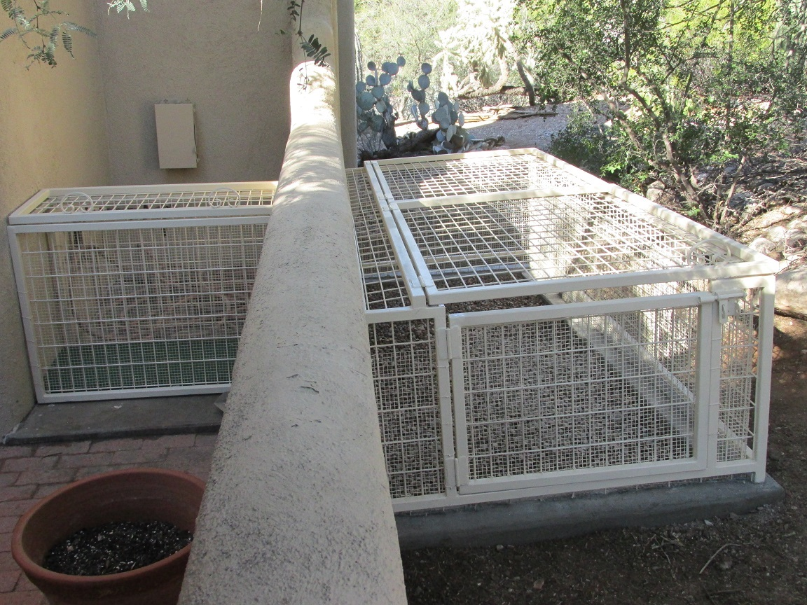 Kennels That Keep Coyotes OUT!