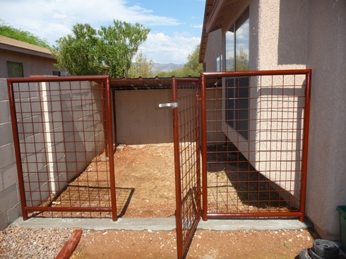 Az Low Cost Dog Runs Arizona Lowest Cost Dog Runs Installed