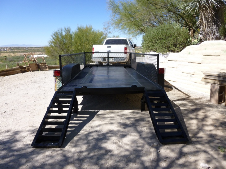 Arizona Customized Trailer Sales