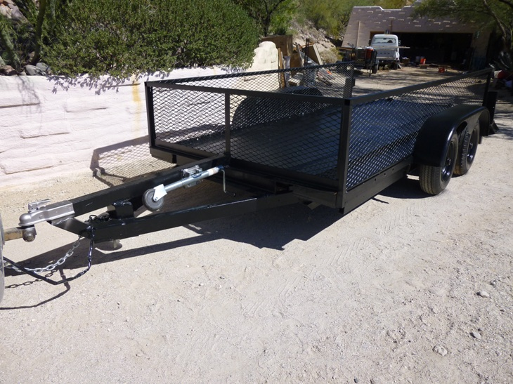 Arizona Custom Made Trailers For Sale