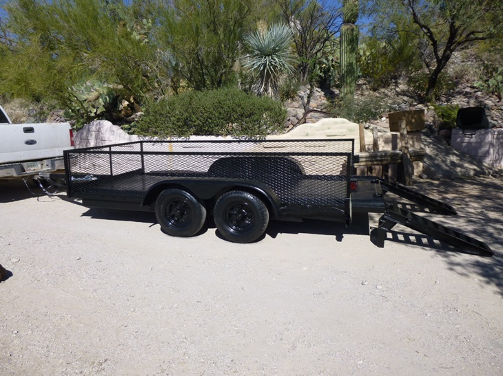 AZ Custom Trailers For Sale
