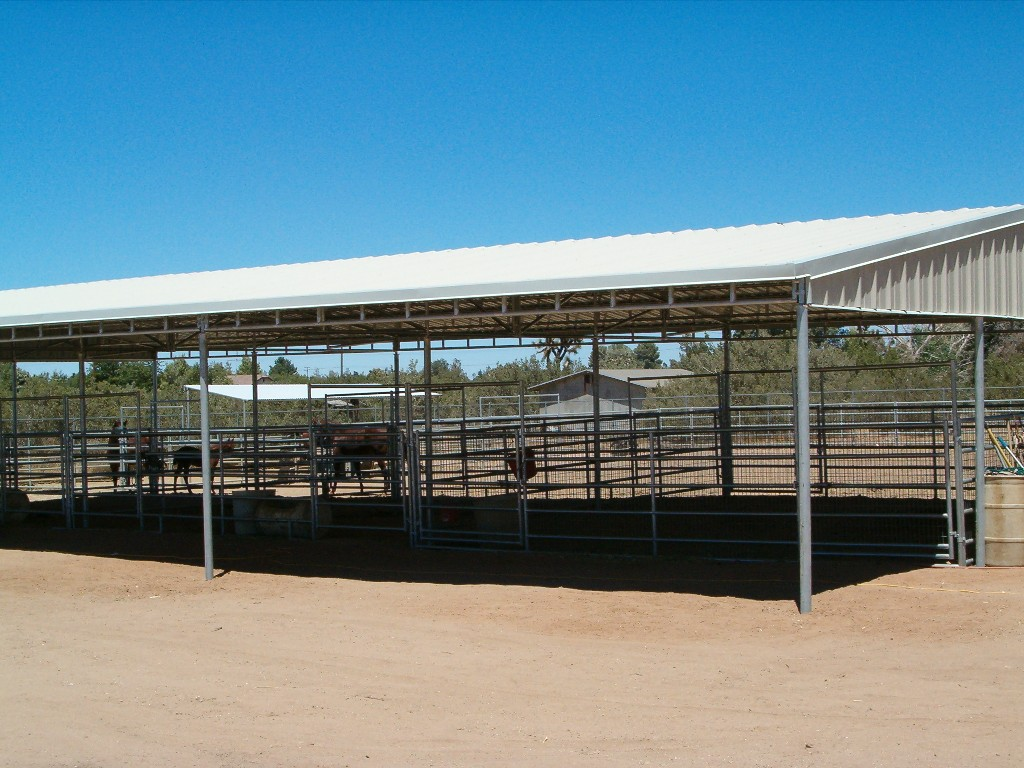 Arizona Livestock Shade For Sale