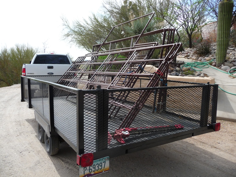 Free Delivery Portable Corrals