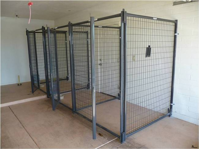 az how to build a dog kennel phoenix arizona