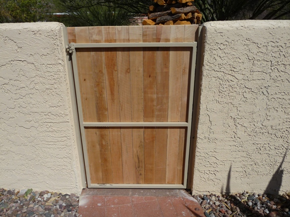 Low Cost Gate Repair Phoenix and Surrounding Areas Arizona