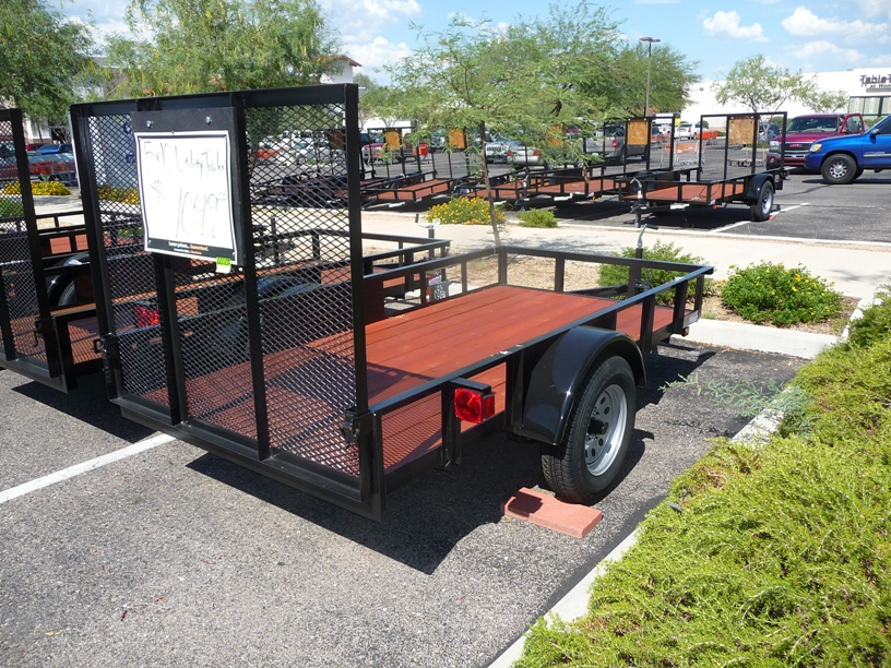 AZ trailers for sale Arizona used trailer sales