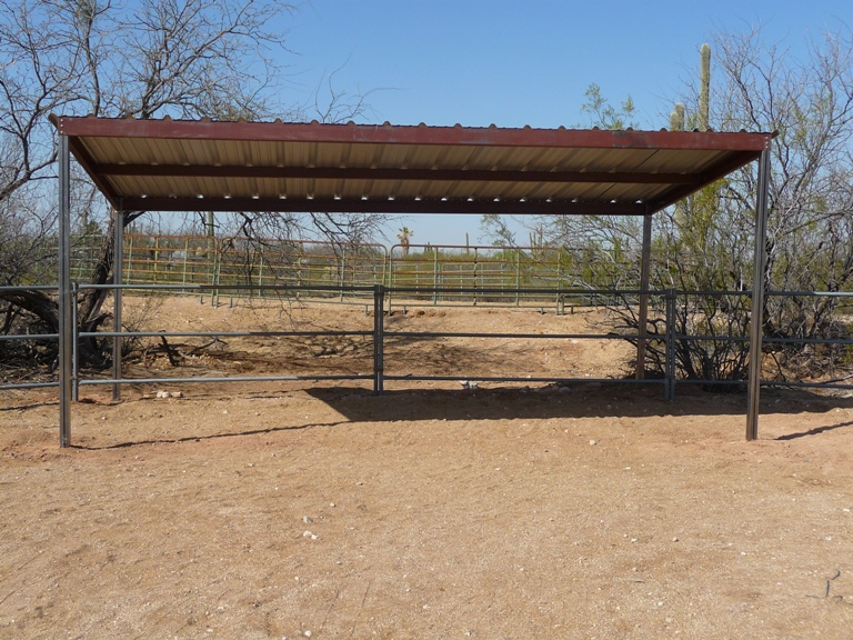 Horse Shade For Sale In AZ.
