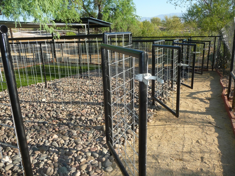 Livestock Gates Installed in Arizona