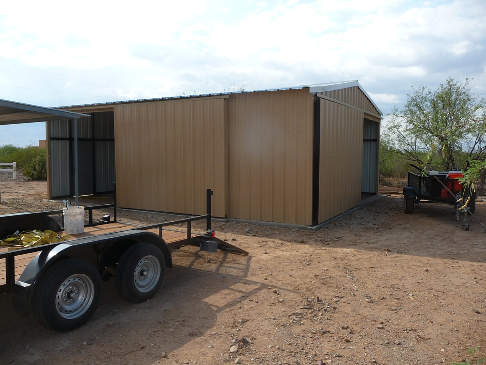 Steel Buildings For Sale in Arizona