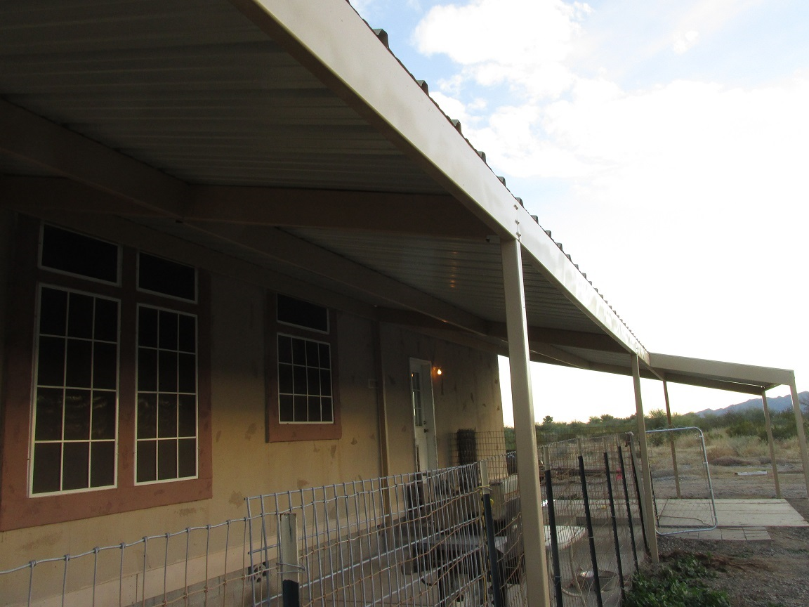 Arizona Awnings Carports Installed