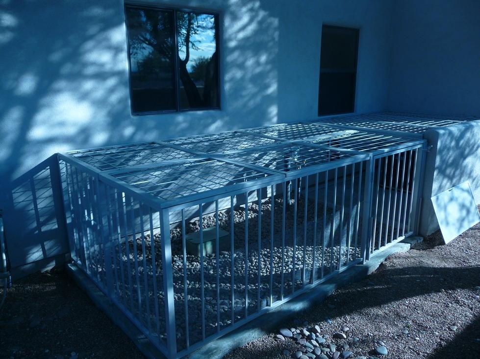 Arizona Dog Runs Installed