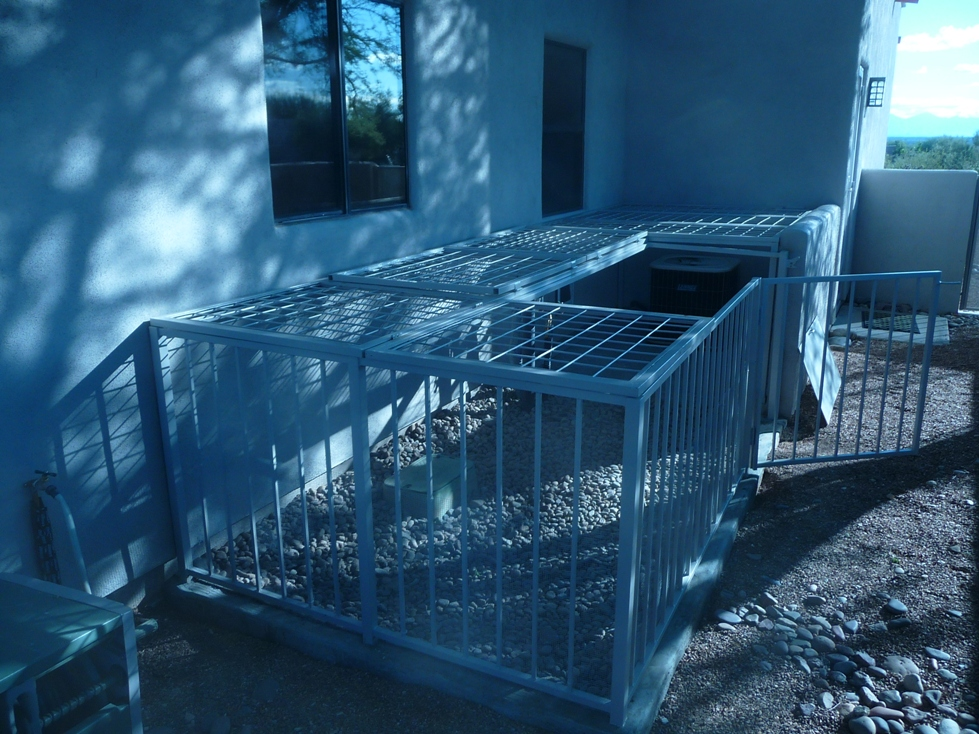 Kennels For Large Dogs Installed