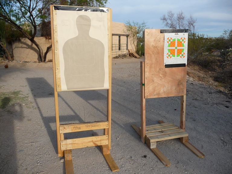Pistol Range Targets For Sale
