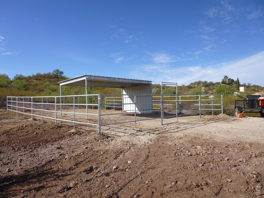Arizona Portable Horse Corrals For Sale