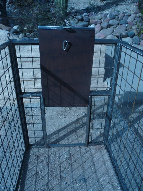 Arizona Custom Built Kennels For Dogs