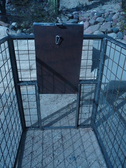Arizona Custom Built Kennels For Dogs